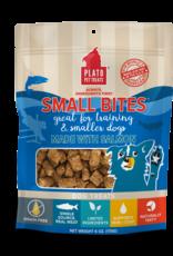 Plato Pet Treats Small Bites Salmon - 6oz