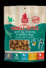 Plato Pet Treats Small Bites Duck - 6oz
