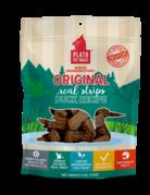 Plato Pet Treats Canine Duck Strips