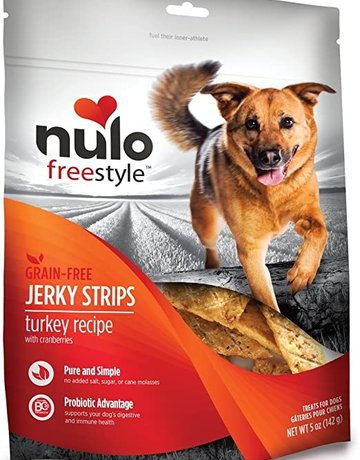 Nulo Turkey Jerky Strips - 5oz