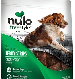 Nulo Duck Jerky Strips - 5oz