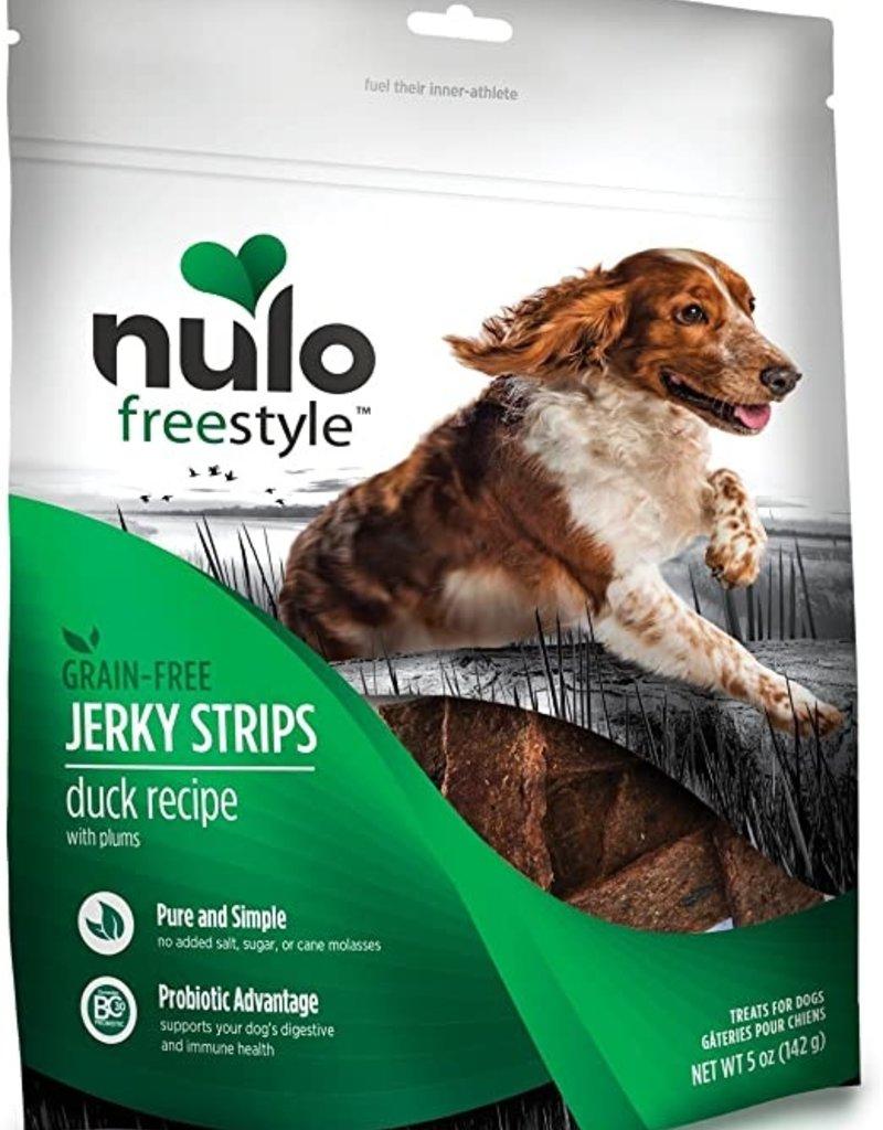 Nulo Canine Duck Jerky Strips