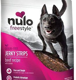 Nulo Beef Jerky Strips - 5oz