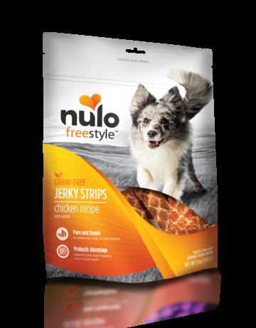 Nulo Canine Chicken Jerky Strips