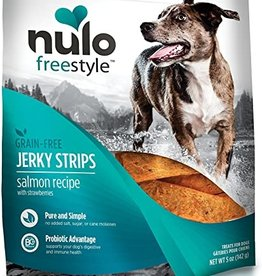 Nulo Salmon Jerky Strips - 5oz