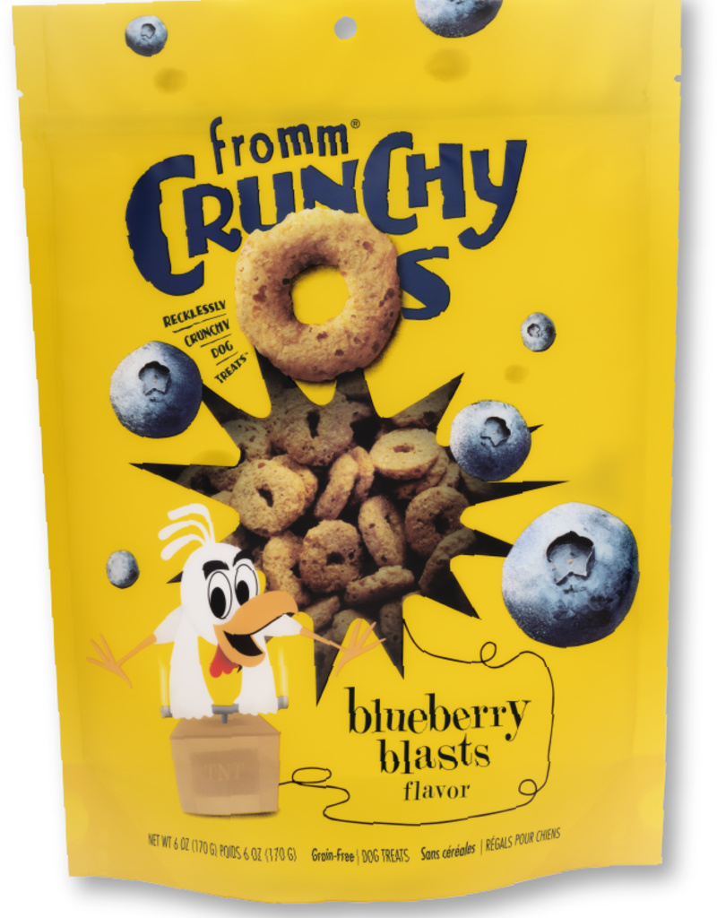 Fromm Family Pet Foods Canine Crunchy-Os Blueberry