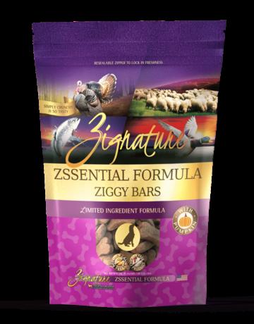 Zignature Canine Ziggy Bar Zssentials Formula