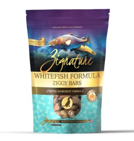 Zignature Ziggy Bar Whitefish Formula - 12oz