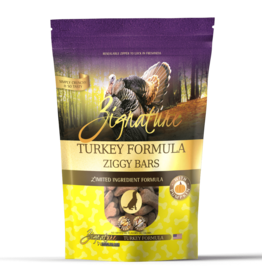 Zignature Ziggy Bar Turkey Formula - 12oz