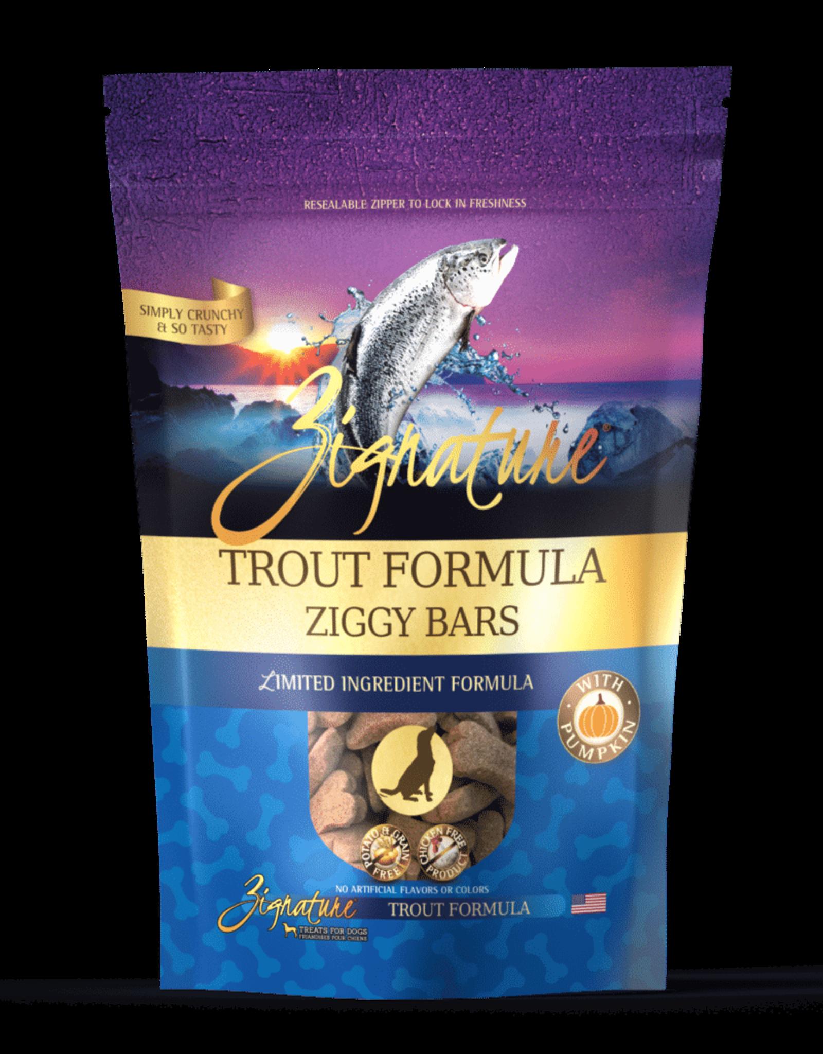 Zignature Ziggy Bar Trout Formula - 12oz