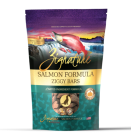 Zignature Ziggy Bar Salmon Formula - 12oz