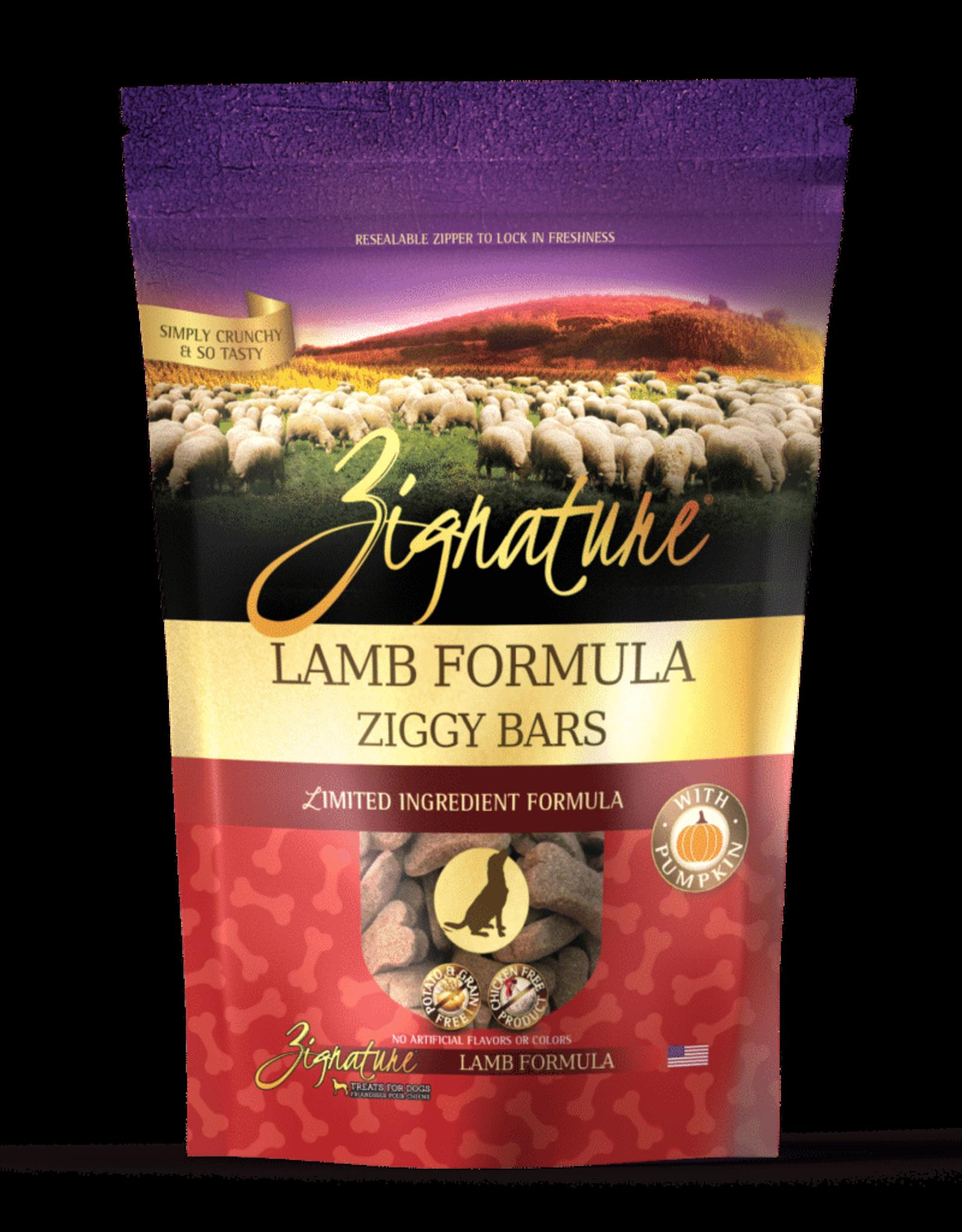 Zignature Ziggy Bar Lamb Formula - 12oz