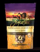Zignature Canine Ziggy Bar Kangaroo Formula