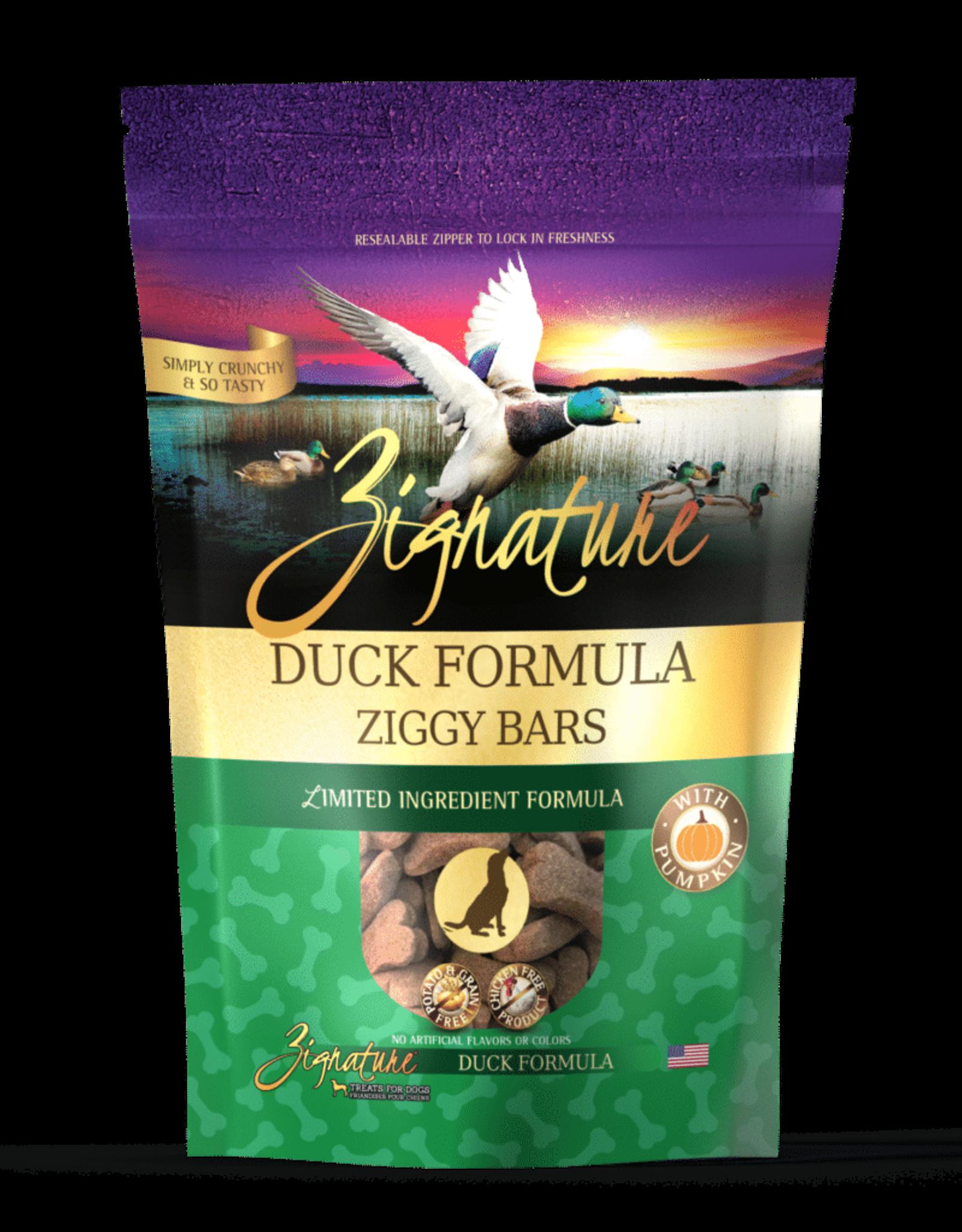 Zignature Ziggy Bar Duck Formula - 12oz