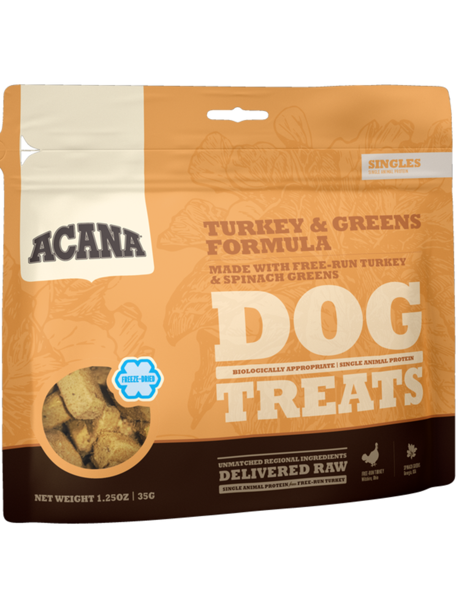 Acana Freeze-Dried Turkey Treats - 3.25oz