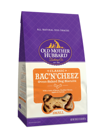 Old Mother Hubbard Canine Bac 'N' Cheez Large Biscuits