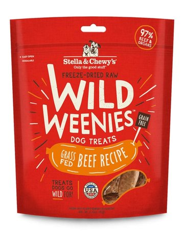 Stella & Chewy's Canine Wild Weenies Beef Recipe