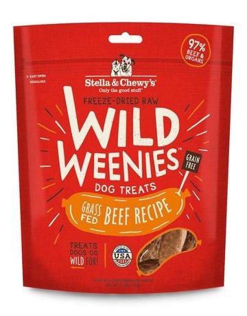 Stella & Chewy's Wild Weenies Beef Recipe - 3.25oz