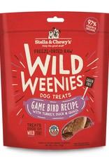 Stella & Chewy's Wild Weenies Gamebird Recipe - 3.25oz
