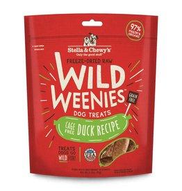 Stella & Chewy's Wild Weenies Duck Recipe - 3.25oz