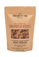 Portland Pet Food Company Grain-Free Gingerbread Biscuit - 5oz