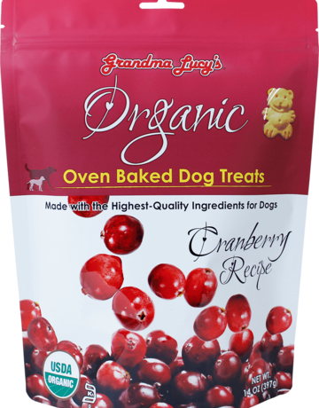 Grandma Lucy's Canine Organic Cranberry Biscuit
