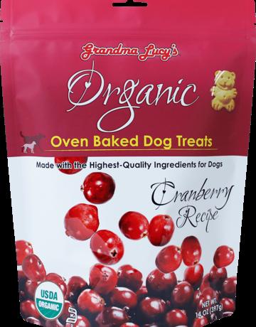Grandma Lucy's Organic Cranberry Biscuit - 14oz