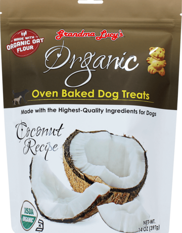 Grandma Lucy's Canine Organic Coconut Biscuit