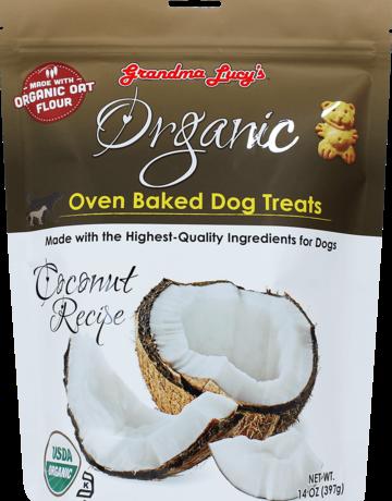 Grandma Lucy's Organic Coconut Biscuit - 14oz