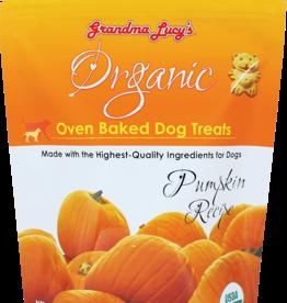 Grandma Lucy's Organic Pumpkin Biscuit - 14oz