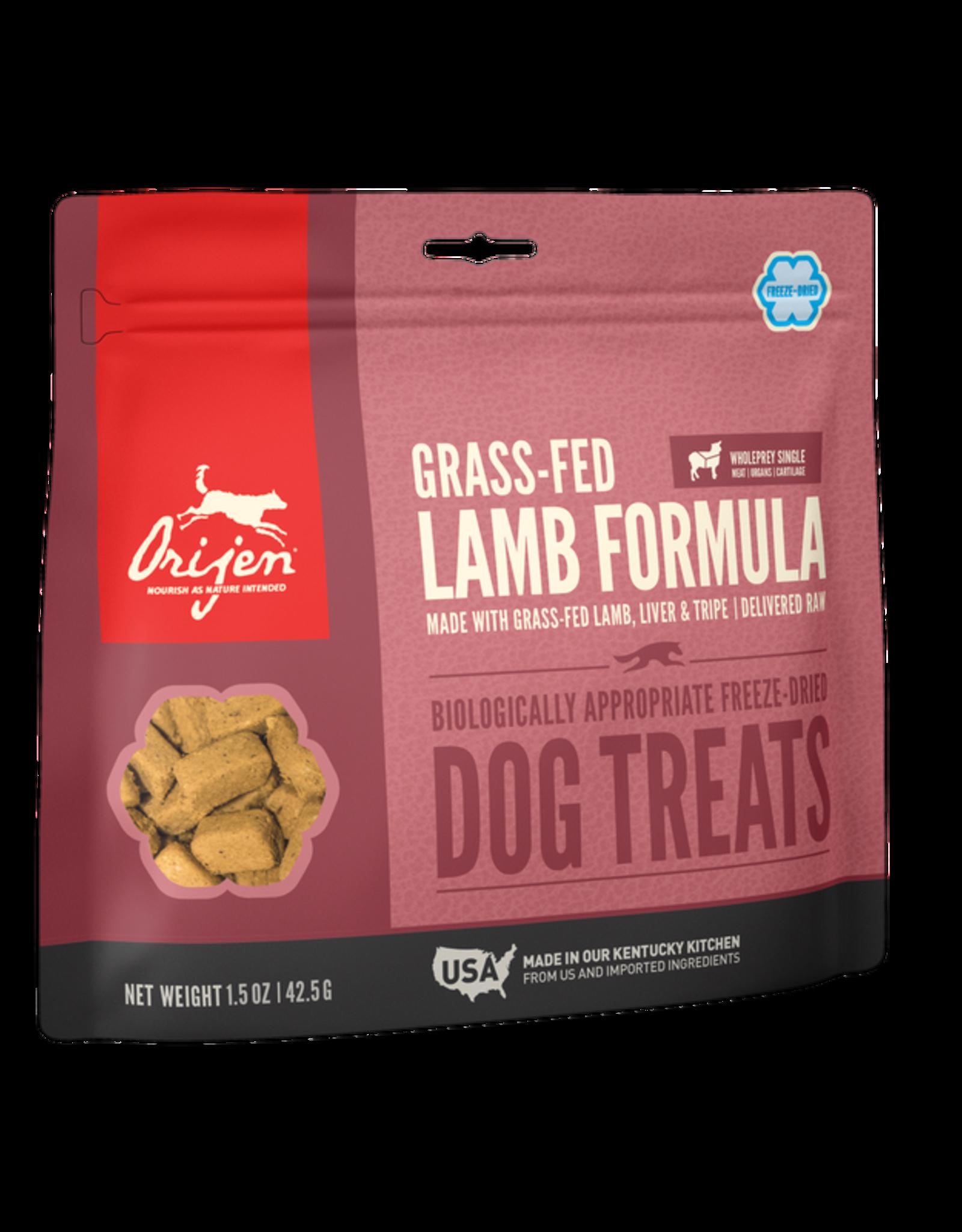 Orijen Freeze-Dried Lamb Treats - 3.25oz
