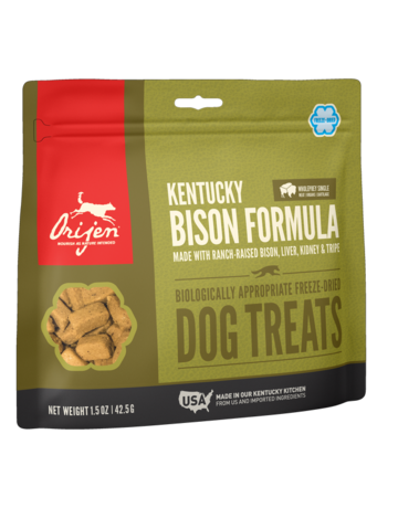 Orijen Freeze-Dried Bison Treats - 3.25oz