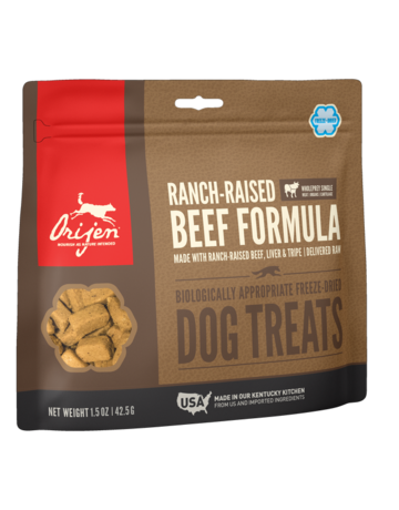 Orijen Freeze-Dried Beef Treats - 3.25oz