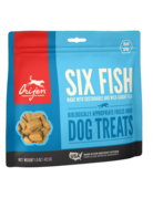 Orijen Freeze-Dried Six Fish Treats - 3.25oz