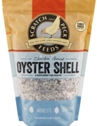Scratch and Peck Feeds Cluckin' Good Oyster Shell