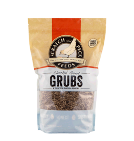 Scratch and Peck Feeds Cluckin' Good Grubs - 20oz