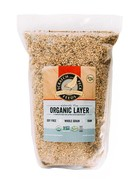 Scratch and Peck Feeds Organic Layer Feed 16% For Chickens & Ducks