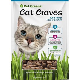 Pet Greens Cat Craves Tuna Flavor - 3oz