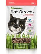 Pet Greens Feline Cat Craves Salmon Flavor