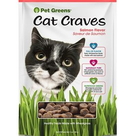 Pet Greens Cat Craves Salmon Flavor - 3oz