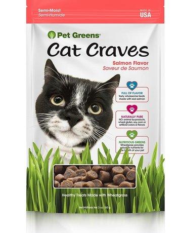 Pet Greens Cat Craves Salmon Flavor - 3oz