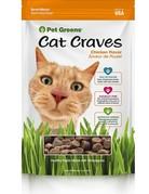 Pet Greens Feline Cat Craves Chicken Flavor