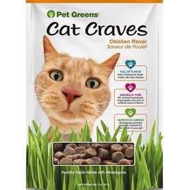 Pet Greens Cat Craves Chicken Flavor - 3oz