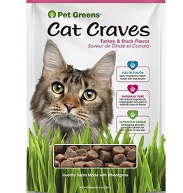 Pet Greens Cat Craves Turkey & Duck Flavor - 3oz