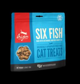 Orijen Cat Freeze-Dried Six Fish Treats - 1.25oz
