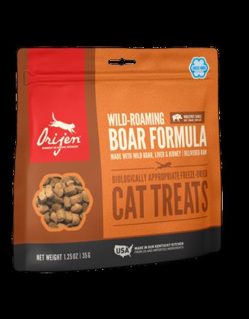 Orijen Feline Freeze-Dried Wild Boar Treats