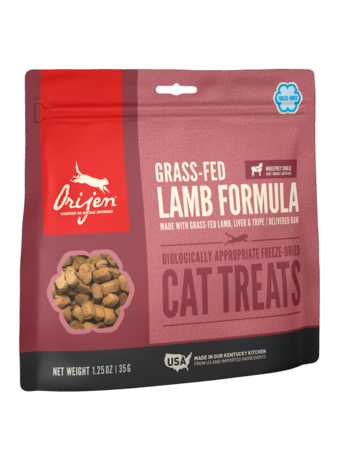Orijen Cat Freeze-Dried Lamb Treats - 1.25oz