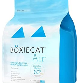 Boxie Cat Air™ Lightweight, Scent Free, Premium Clumping Litter - 11.5lb