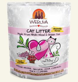WERUVA It's A Tea Potty! Cat Litter - 11.7lb