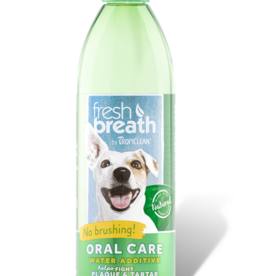 TropiClean Fresh Breath Water Additive - 16oz